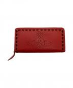 Vivienne Westwood(ヴィヴィアンウエストウッド)の古着「長財布」|レッド