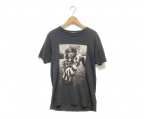 Thee Hysteric XXX(ジィーヒステリックトリプルエックス)の古着「Tシャツ」 ブラック