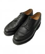 PARABOOT(パラブーツ)の古着「ビジネスシューズ」|ブラック