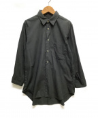 BLACK COMME des GARCONS()の古着「長袖シャツ」|ブラック