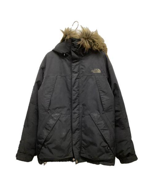 THE NORTH FACE(ザ ノース フェイス)THE NORTH FACE (ザ ノース フェイス) マウンテンダウンジャケット ブラック サイズ:Mの古着・服飾アイテム