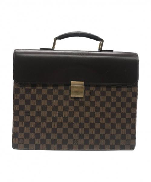 LOUIS VUITTON(ルイヴィトン)LOUIS VUITTON (ルイヴィトン) ブリーフケース ダミエ N53315 定価186900円(廃盤当時) RI0063の古着・服飾アイテム