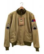 Buzz Ricksons(バズリクソンズ)の古着「タンカースジャケット」|ライトオリーブ