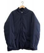 ()の古着「ダウンジャケット」|ネイビー