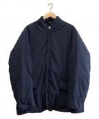 RUGLOG(ラグログ)の古着「ダウンジャケット」|ネイビー