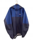 Berghaus(バーグハウス)の古着「エクストレム5000PZジャケット」|ネイビー