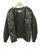 BEAUTY&YOUTH(ビューティーアンドユース)の古着「キルティングジャケット」|ブラック