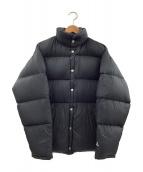 GERRY(ジェリー)の古着「ビッグダウンジャケット」|ブラック