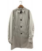 HERNO(ヘルノ)の古着「ステンカラーコート」|グレー