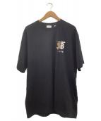 BURBERRY(バーバリー)の古着「Tシャツ」|ブラック