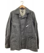 Engineered Garments(エンジニアドガーメンツ)の古着「カバーオール」|グレー