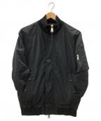 POLO RALPH LAUREN(ポロ・ラルフローレン)の古着「MA-1ジャケット」|ネイビー