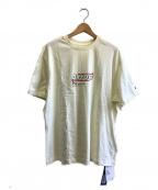 ADER error(アーダーエラー)の古着「Tシャツ」|アイボリー