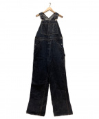 Trophy Clothing(トロフィークロージング)の古着「オーバーオール」 インディゴ