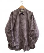 MARKAWARE(マーカウェア)の古着「コンフォートフィットシャツ」|ベージュ