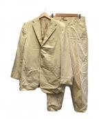 kiton(キートン)の古着「3Bスーツ」|イエロー