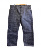 NORITAKE/HARADA(ノリタケ/ハラダ)の古着「デニムパンツ」|ブルー
