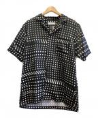 FACETASM()の古着「半袖シャツ」|ブラック