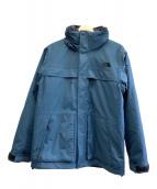 ()の古着「マカルトリクライメートジャケット」|ブルー