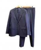 MACKINTOSH PHILOSOPHY(マッキントッシュフィロソフィー)の古着「セットアップスーツ」 ブルー