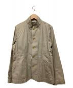 MACKINTOSH PHILOSOPHY(マッキントッシュフィロソフィー)の古着「コットンツイルジャケット」 ベージュ