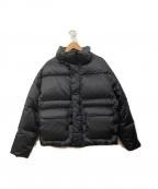 LIDnM(リドム)の古着「ダウンジャケット」|ブラック