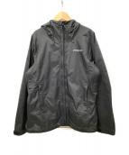 Patagonia(パタゴニア)の古着「トレントシャルジャケット」 ブラック