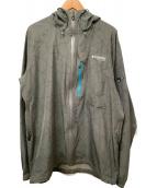 Columbia(コロンビア)の古着「ナイロンジャケット」|グレー