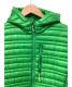 Patagonia (パタゴニア) ウルトラライトダウンジャケット グリーン サイズ:M 秋冬物:9800円