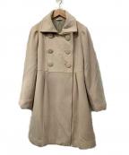 MaxMara()の古着「コート」|ベージュ