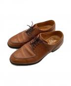 SCOTCH GRAIN(スコッチグレイン)の古着「オックスフォードシューズ」 ブラウン