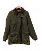 Barbour(バーブァー)の古着「オイルドジャケット」|オリーブ