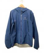 ARCTERYX(アークテリクス)の古着「ナイロンジャケット」|ブルー