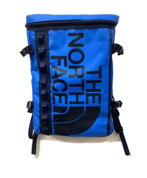 THE NORTH FACE(ザ ノース フェイス)THE NORTH FACE (ザノースフェイス) リュック ブルー NM81357の古着・服飾アイテム