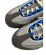 中古・古着 NIKE (ナイキ) スニーカー ブルー×グレー サイズ:26.5cm AIR MAX95 AT8696-100:17800円