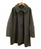 Ameri(アメリ)の古着「ボアジャケット」|グレー