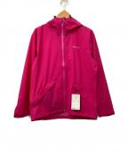 MARMOT(マーモット)の古着「ナイロンジャケット」|ピンク