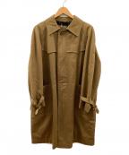 McGREGOR(マックレガー)の古着「トレンチコート」|ブラウン