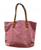 russet(ラシット)の古着「ハンドバッグ」|ピンク