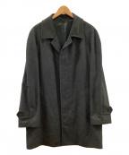 AVANT(アヴァント)の古着「カシミヤコート」|ブラック