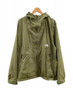 ()の古着「コンパクトジャケット」|グリーン