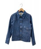 G-STAR RAW(ジースターロウ)の古着「デニムジャケット」|ネイビー