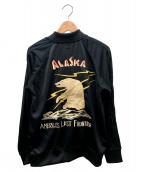 東洋エンタープライズ(トウヨウエンタープライズ)の古着「トラックジャケット」|ブラック