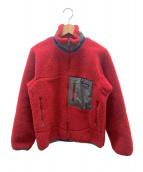 Patagonia(パタゴニア)の古着「レトロXジャケット」|レッド×ネイビー
