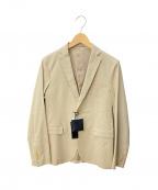 DESIGNWORKS()の古着「テーラードジャケット」|ベージュ