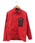 mont-bell(モンベル)の古着「サイクライムジャケット」 レッド