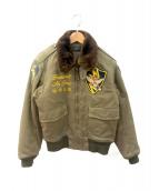 Buzz Ricksons(バズリクソンズ)の古着「B-10ジャケット」|グリーン