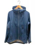 SNOWPEAK(スノーピーク)の古着「ワンダーラストジャケット」 ネイビー