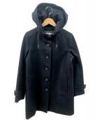 MACKINTOSH PHILOSOPHY(マッキントッシュフィロソフィー)の古着「メルトンコート」|ネイビー
