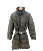 MONCLER(モンクレール)の古着「ダウンコート」|ブラウン